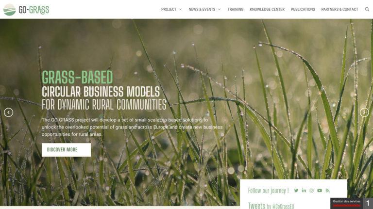 Go-grass projet européen