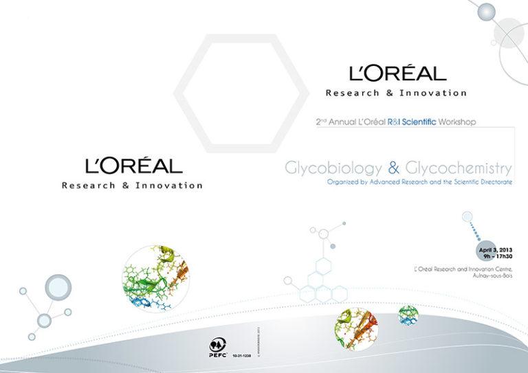 Plaquette L'Oréal