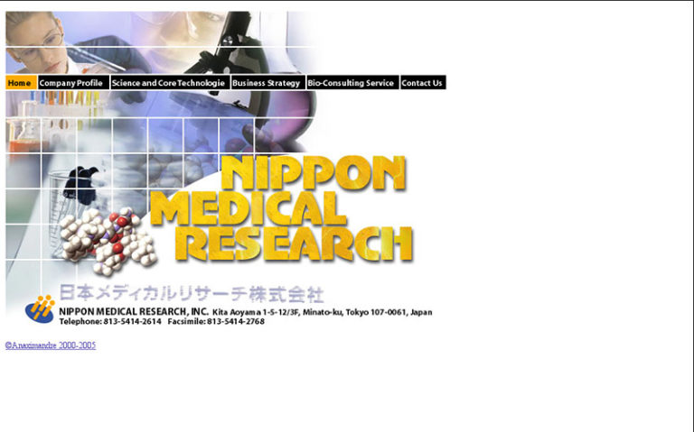 Nippon Medical Research