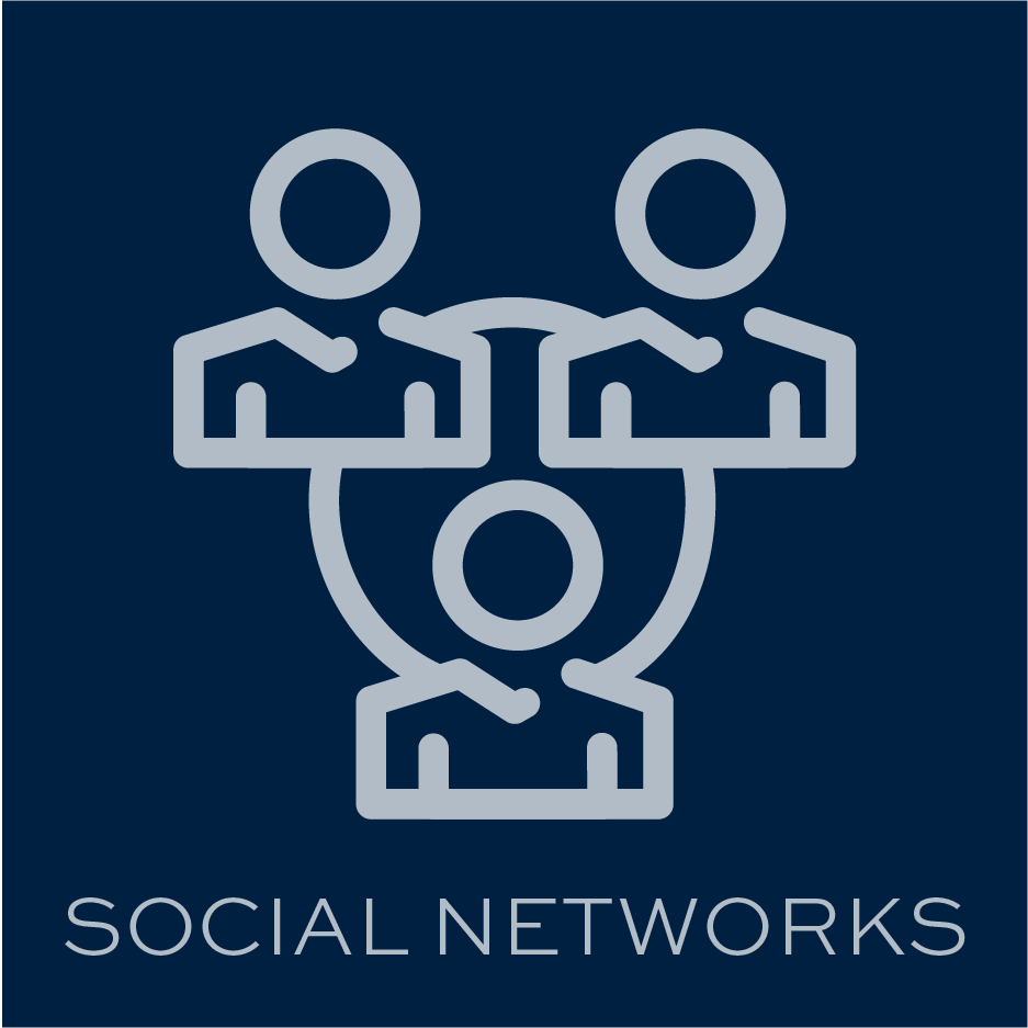 picto social networks