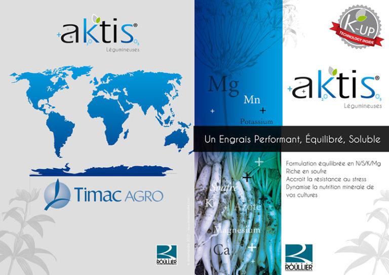 Plaquette Aktis