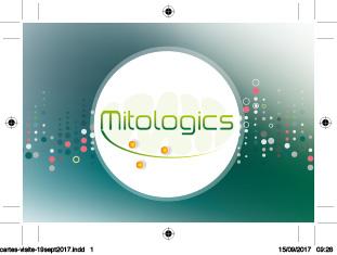 Carte de visite Mitologics
